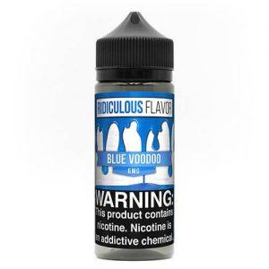 Ridiculous Flavor Vape Juice - Blue Voodoo - 120ml / 0mg