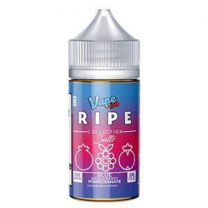 Ripe Collection Salts - Blue Razzleberry Pomegranate - 30ml / 50mg