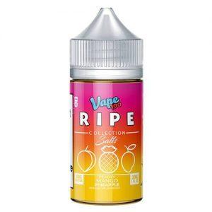 Ripe Collection Salts - Peachy Mango Pineapple - 30ml / 50mg