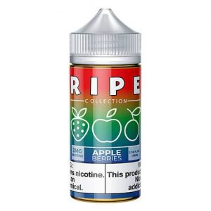 Ripe Collection by Vape 100 eJuice - Apple Berries - 100ml / 0mg