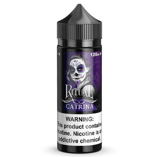 Ritual Craft Vapor Liquid - Catrina - 120ml / 1.5mg
