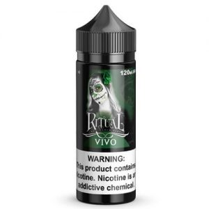 Ritual Craft Vapor Liquid - Vivo - 120ml / 0mg