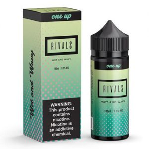 Rivals By One Up Vapor - Wet N Wavy - 100ml / 0mg