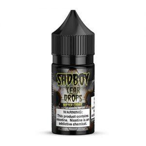 Sadboy E-Liquid Tear Drops - Butter Cookie SALT - 30ml / 48mg