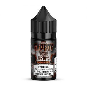 Sadboy E-Liquid Tear Drops - Pumpkin Cookie SALT - 30ml / 48mg