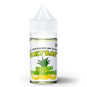Salt Bae eJuice - Fresh Pineapple - 30ml / 50mg