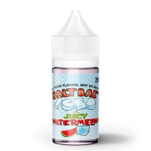 Salt Bae eJuice - Iced Juicy Watermelon - 30ml / 25mg
