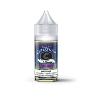Salty Caterpillar eJuice - Ace Of Spades - 30ml / 25mg