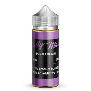 Salty Man Vapor eJuice - Purple Reign - 100ml / 0mg
