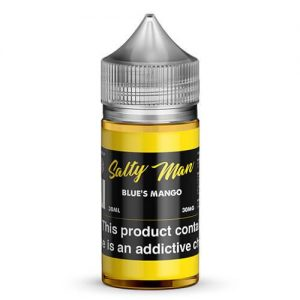 Salty Man Vapor eJuice - Blue's Mango - 30ml / 50mg