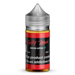 Salty Man Vapor eJuice - Juiced Apple Ice - 30ml / 50mg