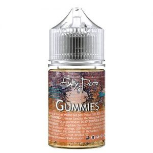 Salty Podz eJuice - Gummies - 30ml / 50mg
