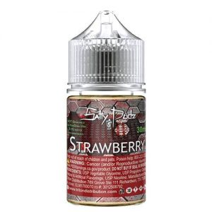 Salty Podz eJuice - Strawberry - 30ml / 35mg