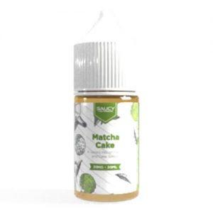 Saucy Sweets Salts - Matcha Cake - 30ml / 30mg