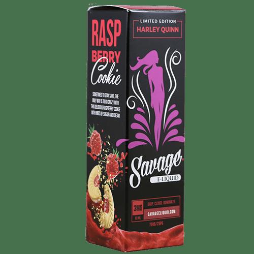 Savage E-Liquid - Harley Quinn - 60ml - 60ml / 0mg