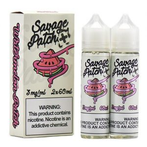 Savage Patch by Pod Juice - Watermelon - 2x60ml / 3mg