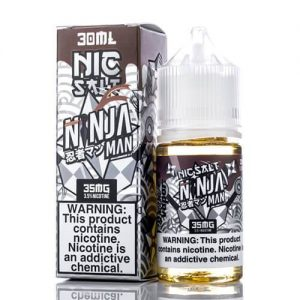 Sengoku Vapor SALT - Ninja Man - 30ml / 50mg