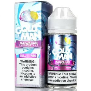 Sengoku Vapor - Cold Man - 100ml / 3mg