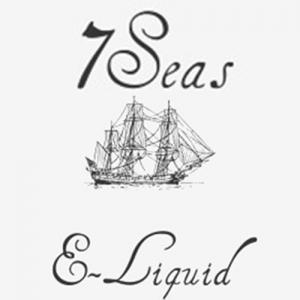 Seven Seas Premium E-Liquid - Strawnana - 60ml / 24mg