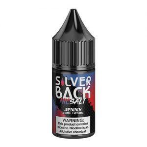 Silverback Juice Co. Nic Salts - Jenny - 30ml / 45mg