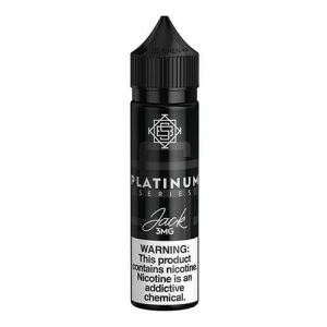 Silverback Platinum Series - Jack - 60ml / 0mg