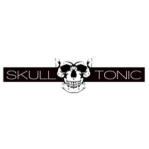 Skull Tonic - Peaches & Cream - 60ml / 0mg / 70vg/30pg