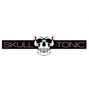 Skull Tonic - Peaches & Cream - 60ml / 12mg / 50vg/50pg