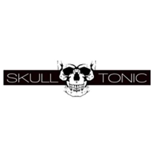 Skull Tonic - Peaches & Cream - 60ml / 0mg / 70vg/30pg