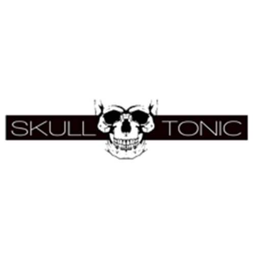 Skull Tonic - Strawberry Cream Cone - 60ml / 0mg / 50vg/50pg