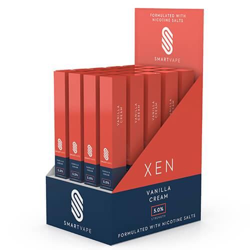 Xen by Smart Vape - Vanilla Cream (20 Pack) - 20 Pack / 50mg