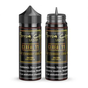 The Smelted Line by Ferrum City Liquid - Cereal 11 - 120ml / 0mg