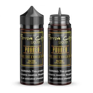 The Smelted Line by Ferrum City Liquid - Poured - 120ml / 6mg