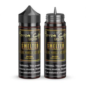 The Smelted Line by Ferrum City Liquid - Smelted - 120ml / 3mg