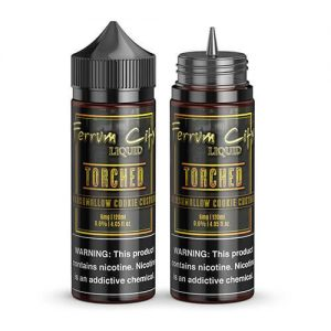 The Smelted Line by Ferrum City Liquid - Torched - 120ml / 6mg
