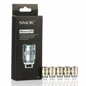 Smok Micro CLP2 Coil 0.3ohm (5 Pack) - Default Title