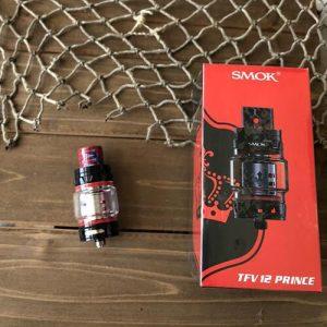 Smok TFV12 Prince Sub Tank - Black
