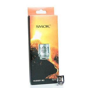 Smok TFV8 Baby M2 Coil for Stick V8 0.15ohm (5 Pack) - Default Title