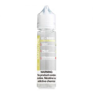 Smoozie Premium E-Liquid - Ki-Berry Pear Sour - 60ml / 0mg