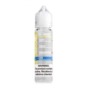Smoozie Premium E-Liquid - Ki-Berry Pear Sour ICE - 60ml / 3mg