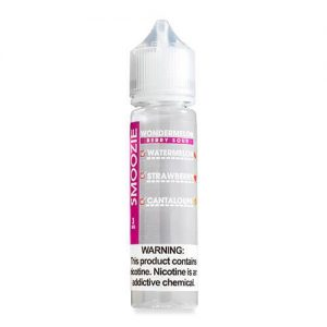 Smoozie Premium E-Liquid - Wondermelon Berry Sour - 60ml / 6mg