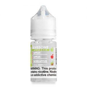 Smoozie SALT - Awesome Apple Sour - 30ml / 50mg