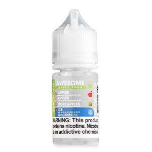 Smoozie SALT - Awesome Apple Sour ICE - 30ml / 50mg