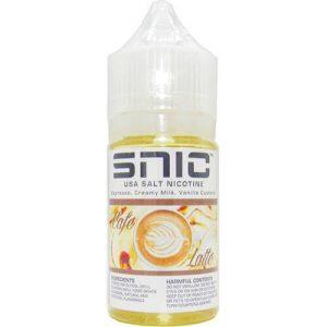 SNIC by White Lightning SALTS - Cafe Latte - 30ml / 10mg