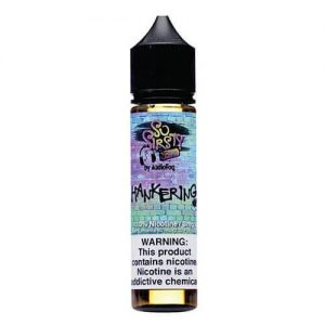 So Sirsty eJuice by AudioFog - Hankering - 60ml / 3mg