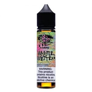 So Sirsty eJuice by AudioFog - Whistle Wetter - 60ml / 6mg