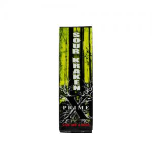 Prime X E-Liquid - Sour Kraken - 120ml / 6mg