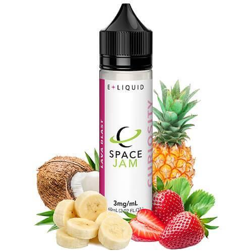 Space Jam Juice - HIGH VG Curiosity - 60ml / 0mg