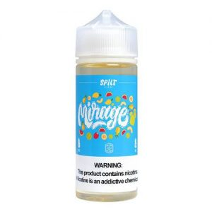 Split by Valor Vapor - Mirage - 120ml / 0mg
