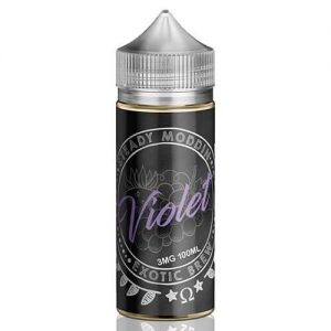Steady Moddin Exotic Brew - Violet - 100ml / 3mg