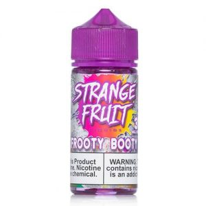 Strange Fruit Liquids - Frooty Booty - 100ml / 6mg